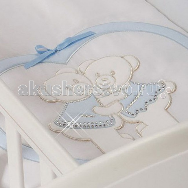 �������� � �������� Feretti Baby Beddings Culla Chaton
