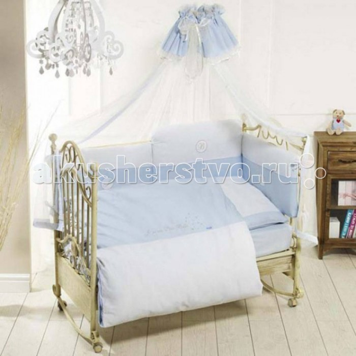 Комплект для кроватки Feretti Petit Bebe (6 предметов)