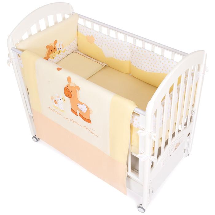 Комплект для кроватки Feretti Pony Long (6 предметов)