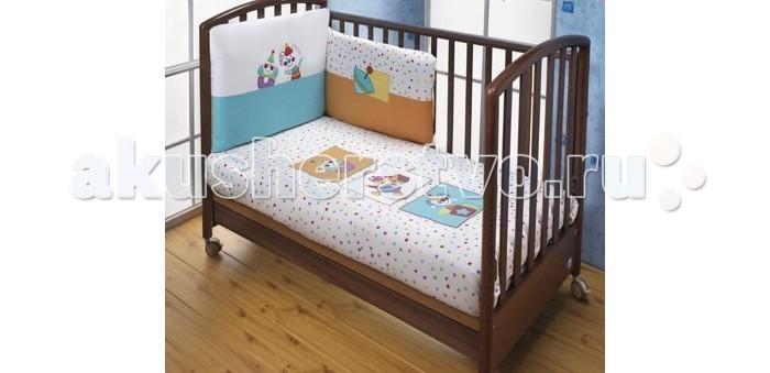 Комплект для кроватки Feretti Puppet Sestetto (6 предметов)