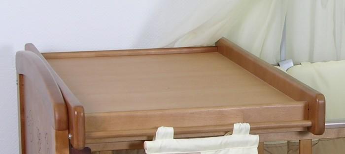 Накладка для пеленания Фея Доска 15Доска 15Описание:   удобно класть на кроватку сверху перекладина для подвеса принадлежностей Размеры (ДхШхВ) – 91,5 х 53,8 х 95,0 см  Вес - 4,0 кг Материал: массив березы  Внимание! В комплекте матрасика нет.<br>