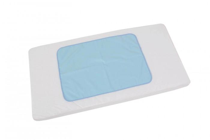 Пеленка Фея клеенка окантованная 48х68 см (однотонная)клеенка окантованная 48х68 см (однотонная)Пеленка-клеенка Фея окантованная 48х68 см.   Не промокаемая пеленка-клеенка Фея защитит от промокания и загрязнения любую поверхность.  Выполнена из безопасной медицинской клеенки.  Габариты изделия (ШхД): 48х68 см.<br>