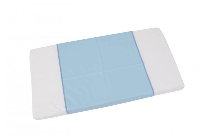 Пеленка Фея клеенка окантованная 68х100 см (однотонная)