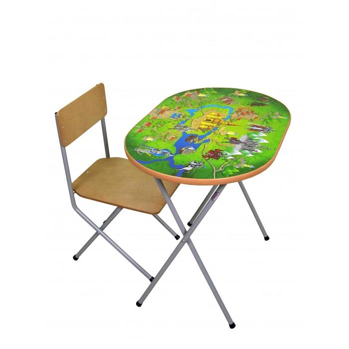 Фея Комплект детской мебели Досуг №302
