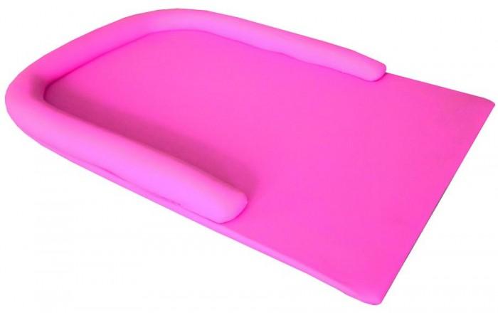 Накладка для пеленания Фея ПодковаПодковаДоска пеленальная Подкова предназначена для ребенка в возрасте до 6 месяцев. Устанавливается на детскую кроватку либо стол.  Мягкие полукруглые бортики в форме подковы предотвращают скатывание малыша.  размеры изделия: 80 x 57 x 7 см мягкие бортики предотвращающие скатывание ребенка мягкая поверхность твердое основание<br>