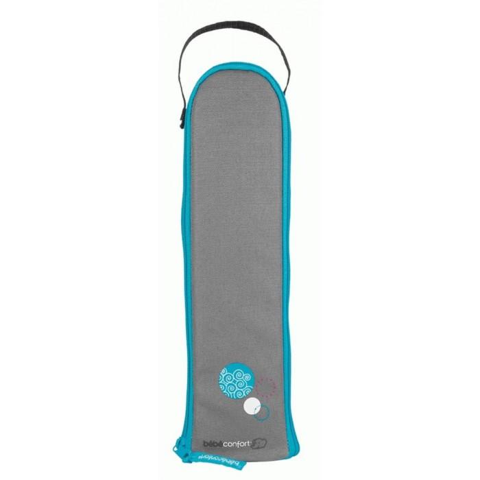 Bebe Confort Контейнер-сумка Traveller MaternityКонтейнер-сумка Traveller MaternityКонтейнер-сумка Bebe Confort Traveller Maternity  разработан для сохранения температуры питания в бутылочке 360 мл и дозаторе для сухого молока (в комплект не входит) в течение 4 часов. В контейнер может помещаться бутылка 1.5 л.<br>