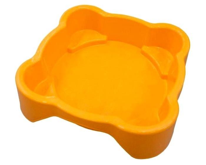 Песочница Palplay (Marian Plast) КвадратнаяКвадратнаяСимпатичная удобная песочница незаменима для игр на воздухе.  Высокий бортик 25 см.  Материал не токсичен и безопасен для детей.  Можно использовать как песочницу и как бассейн.   песочница для детей от 2 до 7 лет; материал: пластик; Материал пластик Длина 96 см Ширина 96 см Высота 25 см Габариты упаковки, см (Д х Ш х В) 96/25/96<br>