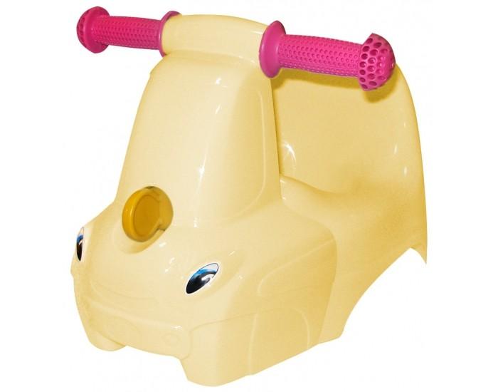 Горшок Little Angel игрушка Грузовичокигрушка ГрузовичокГоршок-игрушка Грузовичок детский выполнен в виде грузовичка с удобными ручками по бокам.  Игрушка легко снимается – это позволяет мыть горшок и фигурку отдельно, а также использовать горшок без игрушки. Две ручки выполнены из мягкого пластика, поэтому Ваш ребенок не поранится.  Изготовлен из безопасной, прочной, нетоксичной пластмассы.<br>