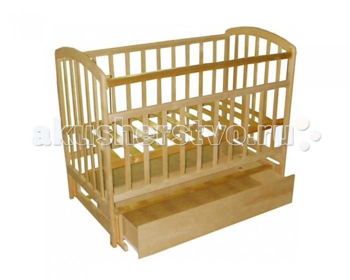 Детская кроватка Фея 311 (поперечный маятник)