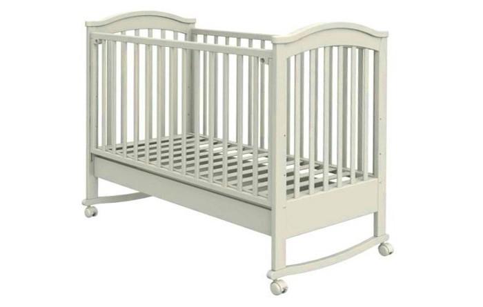 Детская кроватка Fiorellino Penelope 120х60Penelope 120х60Кроватка Penelope 120х60 изготовлена из высокогорных альпийских буков, что растут в самом экологически чистом районе планеты. Правильная обработка древесины, которая затем пойдет на изготовление мебели Fiorellino, является залогом высокого качества. Чтобы кроватка была такой же кристально чистой и экологичной, ее покрывают нетоксичными лаками и краской. Ведь самое главное чтобы спальное ложе малыша было безвредным.   Внешний вид мебели Fiorellino – это классические формы и разнообразие цветовых решений. Универсальный дизайн позволит вписать кроватки и мебель Fiorellino практически в любую детскую, она будет смотреться аккуратно и органично как в комнате современного стиля, так и в классическом интерьере.   Основные характеристики: уютная кроватка для новорождённого материал: натуральный альпийский бук нетоксичные лаки и краски на водной основе съёмный боковой борт, регулируется по высоте уровень ложа регулируется по высоте в 3-х положениях безопасное расстояние между ламелями съёмные колёсики с блокирующим тормозом позволяют легко перемещать кровать по комнате и фиксировать в нужном месте в комплект входит ящик для кровати   Бренд Fiorellino не зря признан родителями в Европе одним из лучших производителей мебели для новорождённых. Отлично продуманный дизайн и высокое качество сборки – вот то, что в первую очередь отличает продукцию Fiorellino.<br>