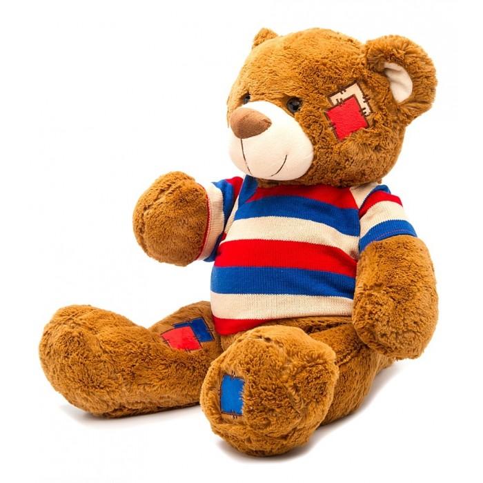 Мягкая игрушка Fluffy Family Мишка Топтыжка в кофтеМишка Топтыжка в кофтеМягкая игрушка Fluffy Family Мишка Топтыжка в кофте забавная игрушка, обязательно понравится малышу.   Психологи советуют - если ребенок отправляется впервые в детский сад, пусть возьмет с собой игрушку, которая будет напоминать ему о доме. С таким другом легче успокоиться и адаптироваться к незнакомой обстановке.  Все материалы, использованные при создании игрушки, обладают гипоаллергенными свойствами, поэтому она прекрасно подойдет для вашего малыша.<br>