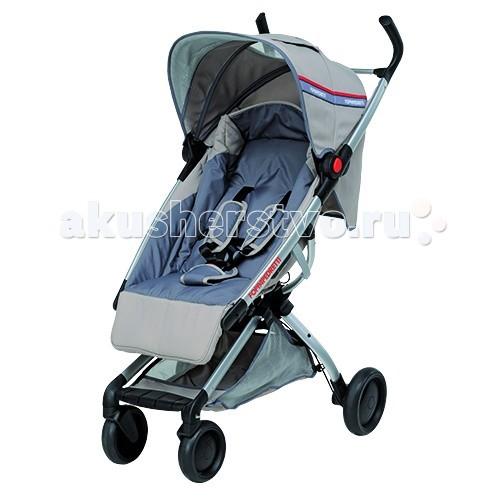 Прогулочная коляска Foppapedretti FoldingFoldingПрогулочная коляска Foppapedretti Folding - мобильная компактная коляска с просторным посадочным местом. Она легко складывается, коляску удобно переносить, что позволяет взять ее с собой в поезду.   В козырьке есть окошко, через которое так удобно наблюдать за малышом. Для комфорта маленького пассажира спинка имеет несколько положений.   Несмотря на размеры коляски, у нее вместительная корзина, куда поместятся покупки или игрушки весом до 5 кг.   передние колеса плавающие с блокировкой эргономичные ручки непромокаемый капюшон с окошком  регулируемая спинка и подножка  боковая защита тормоз на задних колесах вместительная корзинка соответствует Европейским нормам : EN 1888:2003  В комплекте дождевик.<br>
