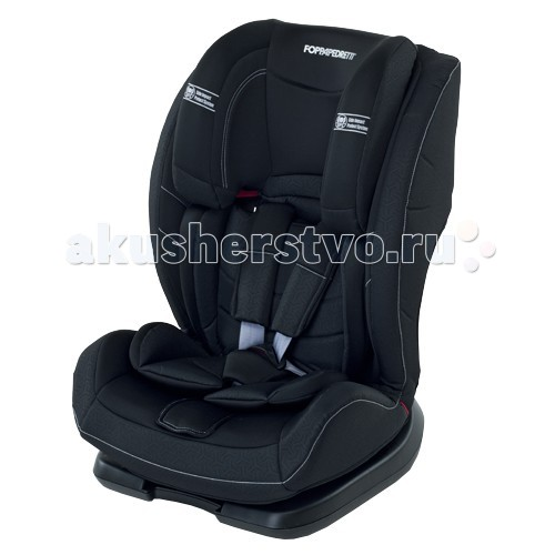 Автокресло Foppapedretti Re-klinoRe-klinoАвтокресло Re-klino 9-36 кг Foppapedretti - это надежное и качественное устройство, которое позаботится о безопасности малыша. Его можно использовать длительное время, трансформируя в соответствии с возрастными особенностями ребенка.  Особенности кресла: стильный европейский дизайн универсальность конструкции придает возможность трансформировать в соответствии с ростом ребенка каркас выполнен из ударопрочного пластика съемная обивка сделана из качественной и износостойкой ткани эффектной расцветки. Ее можно стирать при температуре не больше 40 градусов высокая посадка предусмотрены съемные пятиточечные ремни безопасности с возможностью регулировки высоты, натяжения. На них есть мягкие накладки в автомобиль устанавливается при помощи штатных ремней безопасности, продевая их согласно инструкции при помощи специального регулировочного рычага можно установить спинку в удобное положение. Всего предусмотрено 4 угла наклона высокие и мягкие бортики надежно защищают от ударов сбоку подголовник с трех сторон защищает голову от ударов. Его можно устанавливать в одно из 10 положений по высоте соответствует стандарту ECE R 44/04 размер кресла: 58х45х84 см вес: 8 кг<br>