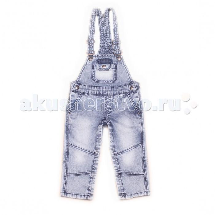 Free Age Комбинезон джинсовый ZB 25001Комбинезон джинсовый ZB 25001Что общего у всех мальчишек? Правильно! Они все активные и подвижные, любят играть в мяч, карабкаться по деревьям и даже исследовать окрестные крыши. Именно поэтому одежда для маленького непоседы должна быть удобной и практичной.  Комбинезон джинсовый для мальчика, как раз такая модель, ведь она: изготовлена из безопасных материалов и имеет необходимые сертификаты качества скроена с учётом всех важных особенностей строения детской фигуры, а потому обеспечивает исключительный комфорт не требует сложного ухода отличается дизайном, который определённо понравится мальчику  Пусть каждый день приносит радость!  Состав: 100% хлопок. Уход: ручная или машинная стирка при температуре не более 40 °С.  Free Age –  российский производитель детской одежды для детей в возрасте от 4  до 12 лет. Одежда марки Free Age – это повседневная, удобная одежда в стиле casual. В основе коллекций лежат базовые вещи, которые просты по конструкциям, всегда востребованы и хорошо сочетаются как между собой, так и с модными элементами.  Коллекции Free Age разрабатываются ведущими дизайнерами Санкт-Петербурга. При этом учитывают все тенденции мировой моды и особые требования, предъявляемые именно к детской одежде: гигиеничность, носкость, удобство эксплуатации, комбинированность. Вся одежда ТМ Free Age изготавливается из высококлассного хлопка на фабрике в Узбекистане.<br>