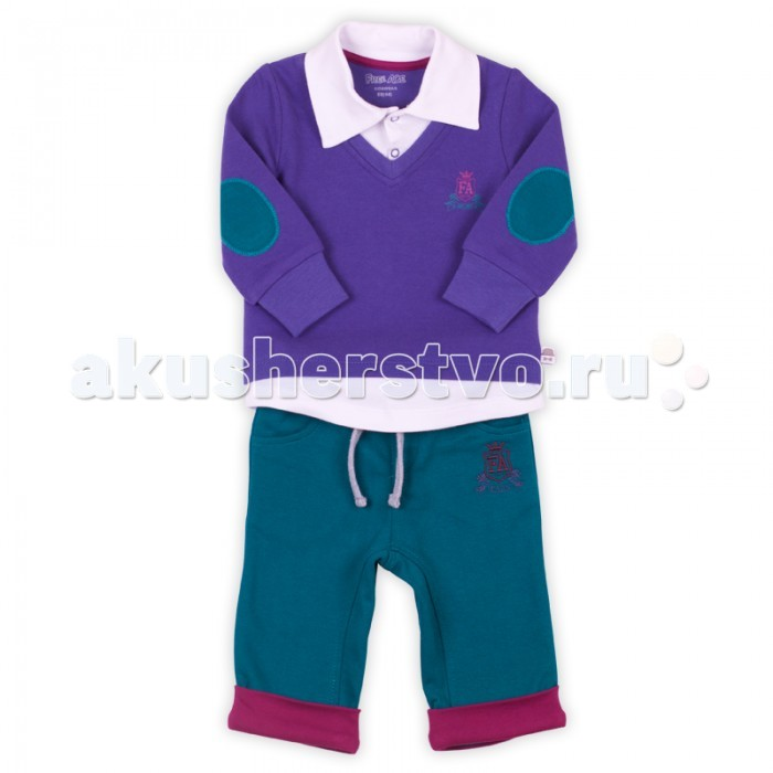 Free Age Комплект из футболки и брюк ZBB 25334-WBG-0