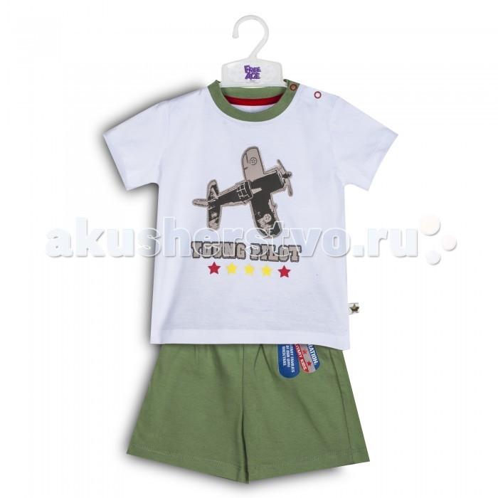 Free Age Комплект из футболки и шорт ZBB 25204-WG0