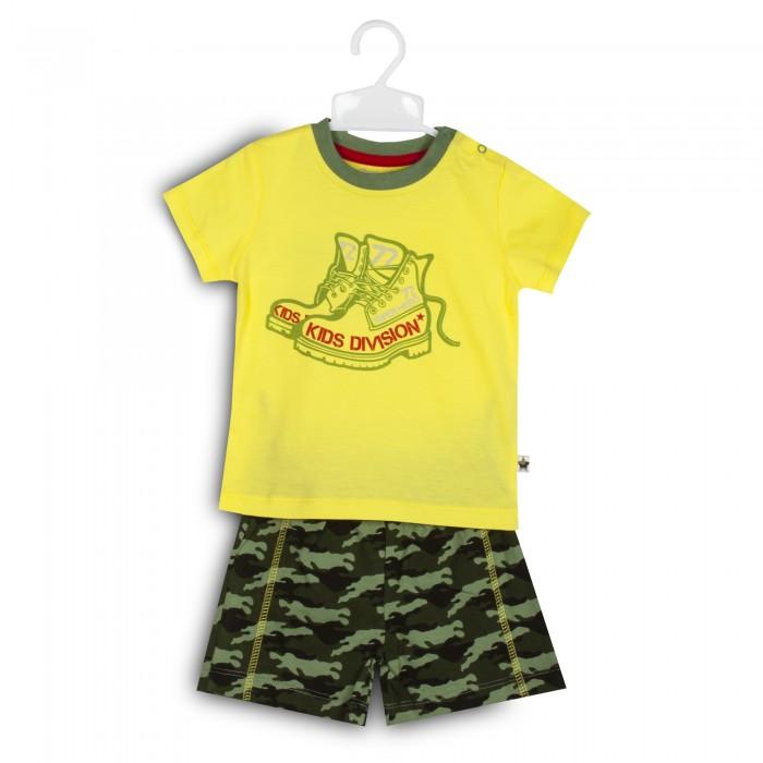 Free Age Комплект из футболки и шорт ZBB 25206-YG0Комплект из футболки и шорт ZBB 25206-YG0Free Age Комплект из футболки и шорт ZBB 25206-YG0  Модель сшита из плотного трикотажного полотна с высоким содержанием хлопковых волокон. Приятная на ощупь ткань отлично сохраняет тепло, поглощает влагу с поверхности тела, обладает высокой воздухопроницаемостью.  Футболка имеет свободный крой, что обеспечивает максимально комфортные ощущения при носке в повседневной жизни. Округлый ворот модели отделан тесьмой для повышения износостойкости изделия.   Дополнительно: Состав: 100% хлопок. Уход: ручная или машинная стирка при температуре не более 30 °С.<br>