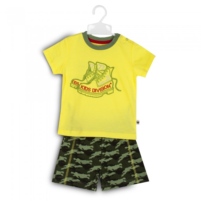 Free Age Комплект из футболки и шорт ZBB 25206-YG0