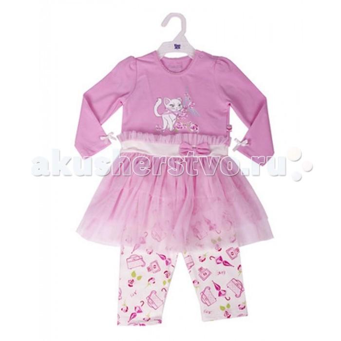Free Age Комплект из платья и брюк ZG 17017-PV1