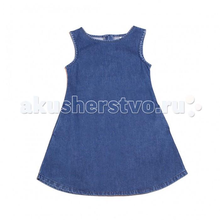 Free Age Платье джинсовое ZG 13136
