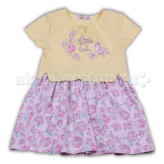 Free Age Платье ZG 13121-YW1Платье ZG 13121-YW1Free Age Платье   Яркое платье от производителя детской одежды Free Age станет одним из самых удобных, носких и универсальных предметов гардероба девочки. Модель сшита из плотной хлопковой ткани с небольшим добавлением волокон эластана. Платье комфортно в носке, оно обладает отличной воздухопроницаемостью, практически не мнется, легко стирается в стиральной машине на среднем температурном режиме.   Изделие имеет свободный крой, расклешенную юбочку, длинные рукава и округлый вырез горловины. Платье выполнено в розовом цвете, декорировано ярким принтом. Оригинальный дизайн модели обязательно понравятся вашей девочке и поможет создать очень нежный образ.   Дополнительно: Состав: 92% хлопок, 8% эластан. Уход: ручная или машинная стирка при температуре не более 40 °С.<br>