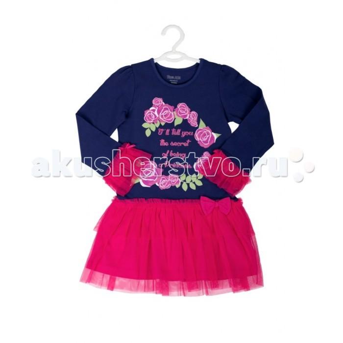 Free Age Платье ZG 14132-BP1Платье ZG 14132-BP1Free Age Платье   Яркое платье от производителя детской одежды Free Age станет одним из самых удобных, носких и универсальных предметов гардероба девочки. Модель сшита из плотной хлопковой ткани с небольшим добавлением волокон эластана. Платье комфортно в носке, оно обладает отличной воздухопроницаемостью, практически не мнется, легко стирается в стиральной машине на среднем температурном режиме.   Изделие имеет свободный крой, расклешенную юбочку, длинные рукава и округлый вырез горловины. Платье выполнено в розовом цвете, декорировано ярким принтом. Оригинальный дизайн модели обязательно понравятся вашей девочке и поможет создать очень нежный образ.   Дополнительно: Состав: 92% хлопок, 8% эластан. Уход: ручная или машинная стирка при температуре не более 40 °С.<br>