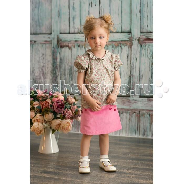 Frizzzy Блузка Цветочная