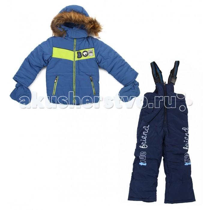 Fun Time Комплект из куртки и полукомбинезона BKF1601MO
