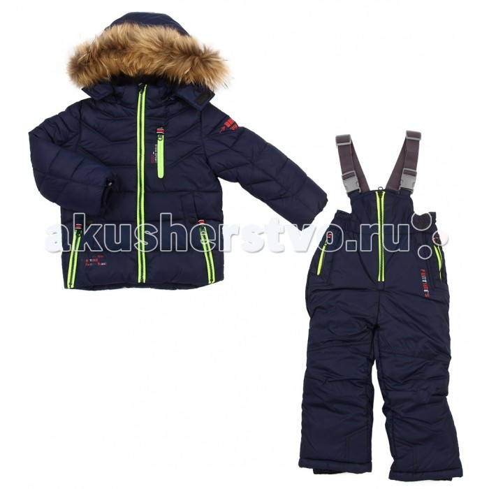 Fun Time Комплект из куртки и полукомбинезона HKF1618