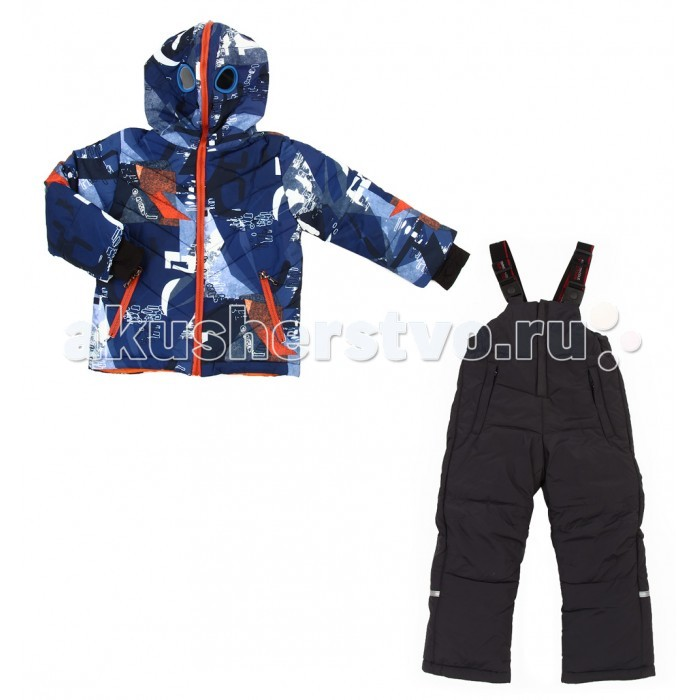 Fun Time Комплект из куртки и полукомбинезона TKF1630