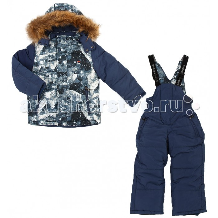 Fun Time Комплект из куртки и полукомбинезона TKF1635MO