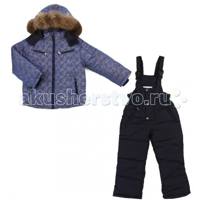 Fun Time Комплект из куртки и полукомбинезона ВКF1602MO