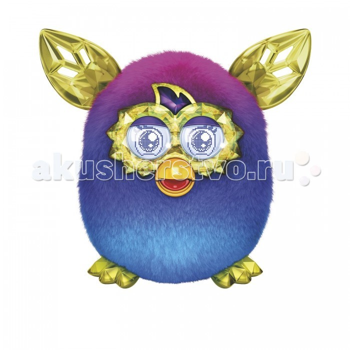 Интерактивная игрушка Furby Кристал