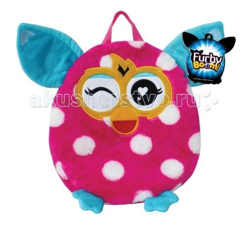 Furby Рюкзак Хенгтег 35 см