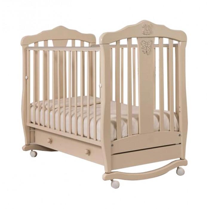 Детская кроватка Гандылян Доминик (качалка)