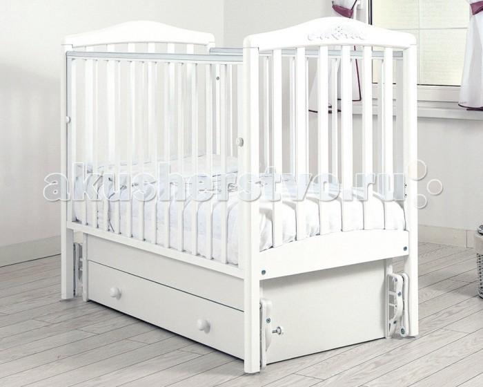 Детская кроватка Гандылян Симоник (универсальный маятник)