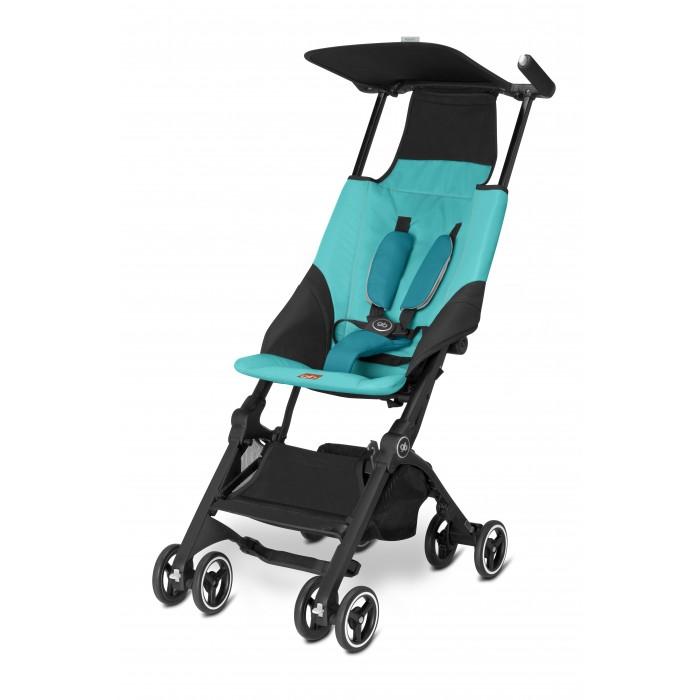 Прогулочная коляска GB PockitPockitЭто уникальная коляска, представленная на выставке ABC Kids Expo в Лас-Вегасе в 2015 году вошла в книгу рекордов Гиннеса как самая маленькая в мире складная коляска. Модель настолько миниатюрна в сложенном виде, что легко поместится в сумку и соответствует всем нормам и параметрам ручной клади для авиаперелетов!   Кроме своей мобильности, модель обладает прекрасной проходимостью, обеспеченной поворотными передними колесами, которые фиксируются случае необходимости. Легкий тент защитит малыша от яркого солнца, а 5-ти точечные ремни станут залогом безопасной прогулки.   Мама по достоинству оценит не только компактность, но и универсальность - тканевая корзина, способная вынести нагрузку до 5 кг сделает прогулку легкой и комфортной.  Прогулочный блок: для детей от 6-ти месяцев (весом до 17 кг) легкий козырек от солнца просторное сиденье 5-ти точечные ремни безопасности с мягкими накладками съемное сиденье можно стирать  Шасси: две раздельные ручки ручка эргономичной формы передние колеса поворотные, с возможностью фиксации прочное и легкое шасси компактные размеры в сложенном виде можно управлять одной рукой тканевая корзина для вещей весом до 5 кг  Размер в разложенном виде (дхшхв):                71х44.5х101 см Размер в сложенном размере (дхшхв):  18х30х35.5 см Вес:  4.5 кг<br>