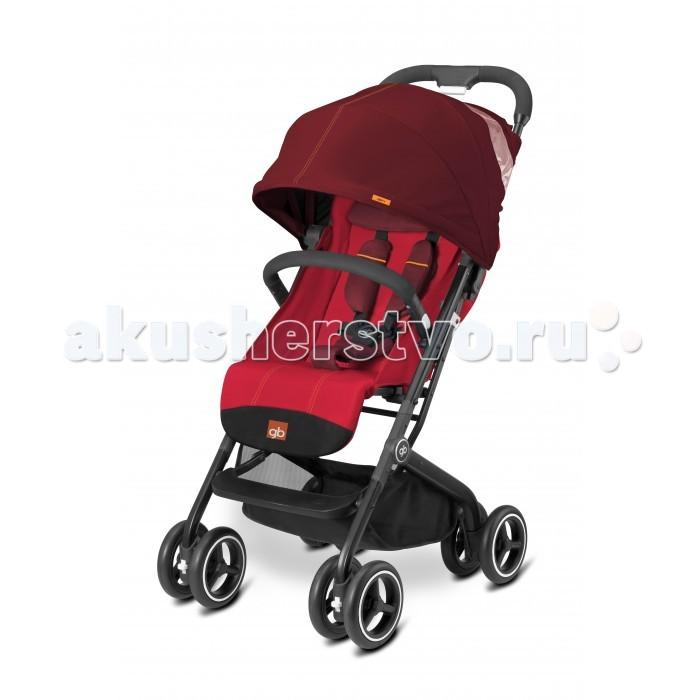 Прогулочная коляска GB Qbit+Qbit+Детской прогулочной коляски GB Qbit+ - стильная городская прогулочная коляска с  рождения. Легкое алюминиевое шасси классической стильной формы. На шасси может быть  установлено автокреско (через систему  адаптеров).   Прогулочный блок может быть  установлен в разных направлениях. Легко складывается, компактна и самостоятельно стоит в сложенном виде. Комфортные 5-ти точечные ремни безопасности. Настройки положения спинки и подножки, блокировка передних колес, просторное широкое сиденье. Большая корзина для покупок с фиксацией  магнитной застежкой.  Прогулочный блок: для деток с рождения до 4-х лет 5-ти точечные ремни безопасности прочный бампер капюшон размером XXL смотровое окошко в капюшоне легкое управление одной рукой регулируемая подножка регулируемая спинка максимальная нагрузка: 17 кг      Шасси: ручка эргономичной формы передние колеса поворотные с возможностью блокировки с помощью адаптеров (приобретаются отдельно) можно на шасси коляски установить автокресло Gb или Cybex вместительная корзина для покупок, нагрузка до 5 кг  Размер в разложенном виде (дхшхв):                71х49х106 см Размер в сложенном размере (дхшхв):  42х49х53 см Вес:  7.6 кг<br>