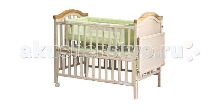 Кроватка-трансформер Geoby LMY632H