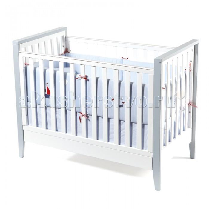 Детская кроватка Geoby МС725
