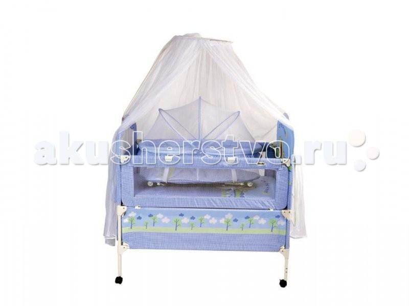 Кроватка-трансформер Geoby TLY900