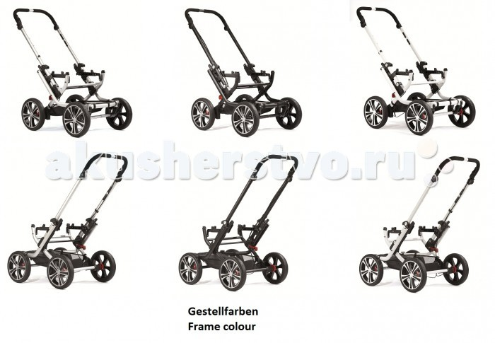 Прогулочная коляска Gesslein