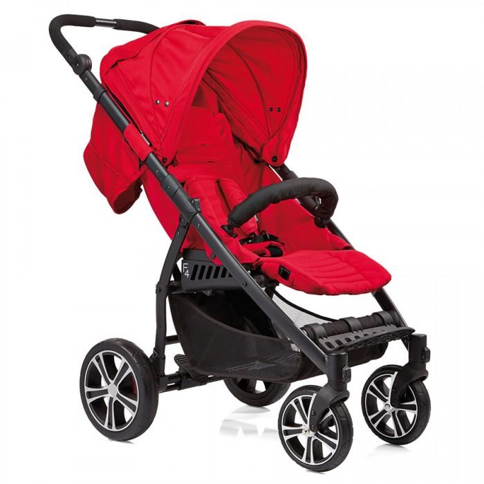 Прогулочная коляска Gesslein S4 Air+S4 Air+Прогулочная коляска Gesslein S4 имеет легкую и хорошо спроектированную раму весом всего 9.9 кг.  Регулируемая по углу наклона поверхность размером 86x33 см обеспечит вашему малышу комфорт в любом положении – спинка сиденья может наклоняться почти до горизонтального положения. Мягкие пятиточечные ремни безопасности и регулируемый съемный бампер оберегают ваше маленькое чадо от падений и резкого вставания.  Коляской S4 может управлять даже ребенок, поскольку ручка оборудована шарнирным соединением для изменения угла наклона, что, в свою очередь, влияет также и на высоту ручки. Таким образом, высота регулируется за секунды. Удобный ножной тормоз.  Большие колеса сзади и поворотные колеса спереди обеспечивают идеальную маневренность и оптимальный ездовой комфорт. Вместительная большая корзина для покупок и других полезных вещей.  В сочетании с люлькой от Gesslein C3 (не входит в комплект) Вы можете использовать эту коляску с самого рождения малыша. Коляска S4 идеально подходит для использования с детскими автокреслами Maxi Cosi (Cabriofix/Pebble) или с автокреслами Romer (Baby Safe Plus SHR II). Автокресла и адаптеры не включены в комплект коляски.  Коляска Gesslein S4 рассчитана на нагрузку до 20 кг. Приобрести ее можно в различных цветовых решениях.  Характеристики: Регулируемая по углу наклона ручка – очень современная и удобная, особенно для женщин (не требует применения усилий) Колеса – одинарные поворотные колеса спереди с функцией блокировки, большие сзади Двойной подшипник – обеспечивает тихий и плавный ход колес Передние и задние амортизаторы Задний ножной тормоз Подставка под ножки – регулируется по высоте Спинка сиденья регулируется почти до лежачего положения Компактная база Вместительная и удобная в использовании корзина Защитный бампер – складывается и снимается  Вес нетто: 9.9 кг Высота ручки: 90-113 см Размер спального места: 86x33 см Размер в сложенном виде: 70x58x40 см<br>