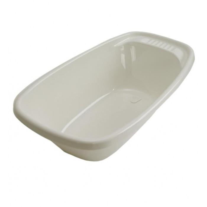 Geuther Детская ванна с крышкой стокаДетская ванна с крышкой стокаОбеспечивает наиболее безопасное и удобное купание ребенка, которое доставит удовольствие вам и малышу.  Характеристики: удобная и лёгкая ванночка изготовлена из экологически безопасного и прочного пластика отверстие для слива воды, чтобы вылить воду из ванночки необязательно ее поднимать, достаточно просто воспользоваться сливом пробка в комплекте  отделения для моющих средств  Емкость: 30-35 литров Размер 82 х 25 х 43 см<br>