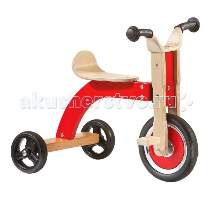 Велосипед трехколесный Geuther Dreirad