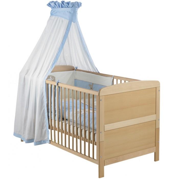 Детская кроватка Geuther PascalPascalДетская кроватка Geuther Pascal  Кроватка со съемными панелями и тремя уровнями дна. Может использоваться детьми от рождения вплоть до 10 лет.  Дизайнерское оформление  Детская кроватка Pascal — это современная и функциональная кровать от немецких производителей мебели для детских спален.  Мягкие линии кроватки в сочетании с немецкой лаконичностью придутся по вкусу ценителям продуманного дизайна. Кроватка идеально вписывается в интерьер современной детской.    Тщательно продуманные детали, отличная дизайнерская работа с точки зрения формы и материала.     Важные особенности: Благодаря трансформирующейся конструкции и удобным размерам (70х140см) кроватка подходит детям от самого рождения до 10 лет. Решетчатые бортики и верхние половинки стенок можно легко снять, когда ребенок повзрослеет, и тогда колыбель превратиться почти что во «взрослую» кровать.   Функциональные характеристики: лаконичный, сдержанный дизайн наряду с высокой прочностью кроватка подходит детям от самого рождения до 10 лет трансформирующаяся конструкция 3 уровня дна удобные размеры размер спального места: 140 х 70 см может быть дополнена различными аксессуарами (балдахином, постельным бельем, подушкой, матрасом...) безопасные материалы благодаря высоким ножкам можно без труда провести уборку пола<br>