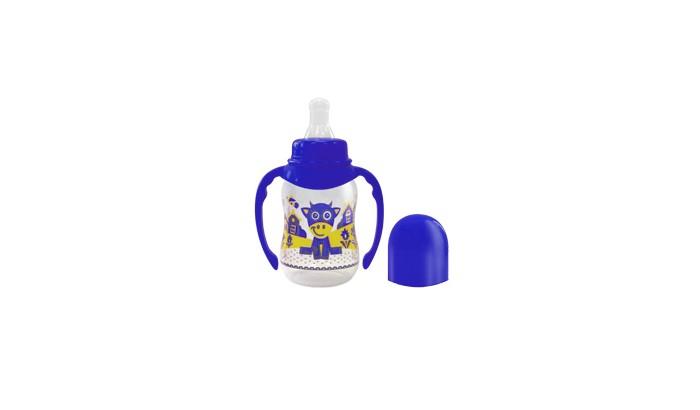 Бутылочка Lubby Русские мотивы с силиконовой соской и ручками с 0 мес. 120 млРусские мотивы с силиконовой соской и ручками с 0 мес. 120 млБутылочка LUBBY с силиконовой соской (размер М, средний поток) предназначена для кормления Вашего малыша.  С учетом возраста ребенка и для разного типа жидкостей используйте соски LUBBY различного потока (S, M, L, Х - для густой пищи)  В наборе: бутылочка, кольцо, заглушка, колпачок, ручки. Индивидуальная упаковка: хэдер . Размер единичной упаковки: 150x90x55 мм.<br>