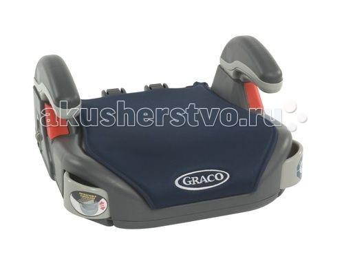 Бустер Graco Booster BasicBooster BasicСнимающаяся  подкладка на сидение, которую можно стирать Легко регулируемые  подлокотники для дополнительного комфорта Выдвигающаяся подставка для стакана и снеков  Группа 3: используется от 25 до 36 кг (около 5-12 лет) Легкое и удобное для переноски Красные места под ремень безопасности помогают обеспечить правильную установку. Одобрено cтандартами: ECE R44/03, US Safety Standart FMVSS 213 и проверено New Car Assesment (NCAP), а также проверено на Extreme - Car Interior Temperature.  Мягкая часть кресла (подкладка) легко снимается для машинной стирки. Рекомендуется сушить в подвешенном состоянии. Металлические или пластиковые части можно мыть мыльной водой вытирать полотенцем.  Пряжки также можно протирать куском ткани. Отбеливать не разрешается. Бустер используется для детей от 5 до 12 лет весом от 25 до 36 кг.<br>