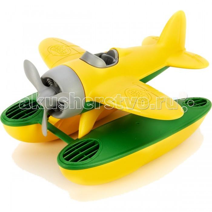 Green Toys Игрушка для купания Гидроплан