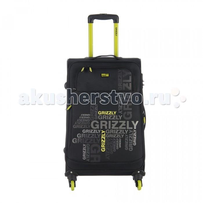 Grizzly LT-590 чемодан 20LT-590 чемодан 20LT-590 Чемодан 20   Супер-легкий чемодан 20 на четырех колесах, с телескопической ручкой, встроенным кодовым замком, с трансформирующимся основным отделением, объемными карманами в крышке, с внутренним карманом на молнии, регулируемыми фиксирующими стропами на фастексах.   В комплект входит водонепроницаемый несессер.<br>